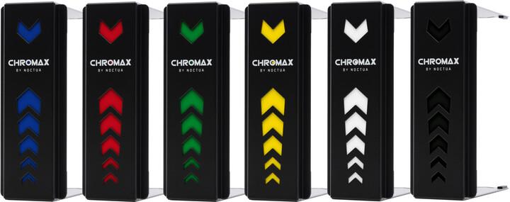 Noctua kryt chladiče NA-HC1 chromax.black.swap