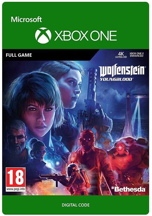 Wolfenstein: Youngblood (Xbox ONE) - elektronicky