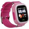 HELMER LK 703 dětské hodinky s GPS lokátorem, růžové