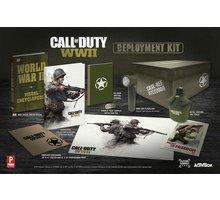 Oficiální průvodce Call of Duty: WWII - Deployment Kit - 050694944838