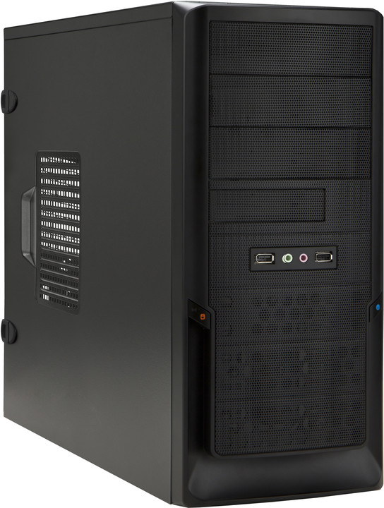 In-Win EA040, černá