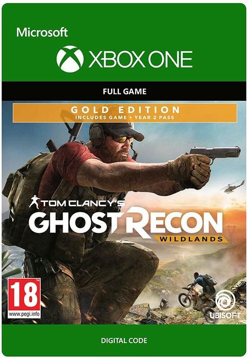 Tom Clancy's Ghost Recon Wildlands: Gold Year 2 (Xbox ONE) - elektronicky