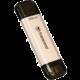 Transcend JetFlash 930C, USB3.2 - 256GB, zlatá