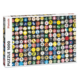 Puzzle Piatnik Zátky, 1000 dílků