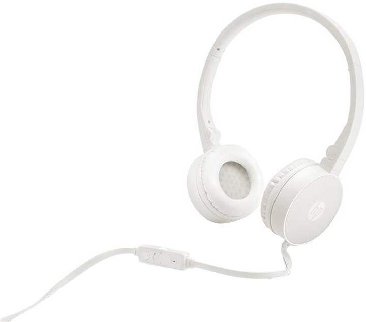 HP Stereo Headset H2800, bílá