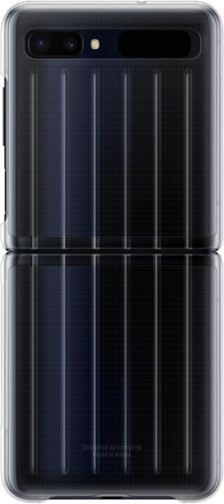 Samsung ochranný kryt Clear Cover pro Samsung Galaxy Z Flip (5G), transparentní