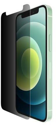Belkin ochranné tvrzené sklo SCREENFORCE Privacy pro iPhone 12 mini, antimikrobiální