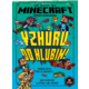 Kniha Minecraft: Kroniky Woodswordu - Vzhůru do hlubin, 3.díl
