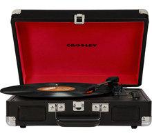 Crosley Cruiser Deluxe, černá O2 TV Sport Pack na 3 měsíce (max. 1x na objednávku)