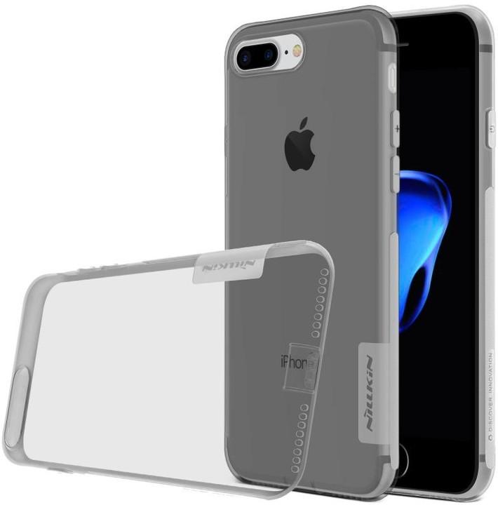 Nillkin Nature TPU pouzdro pro iPhone 7/8 Plus - šedé