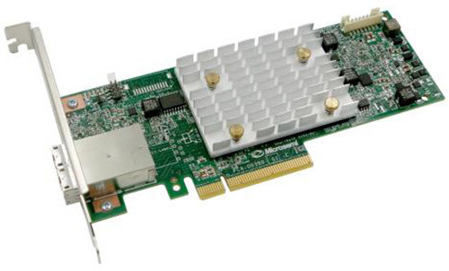 Microsemi Adaptec SmartRAID 3154-8e Single