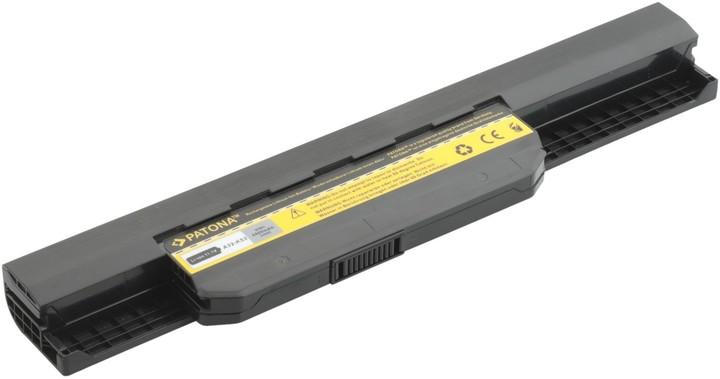 Patona baterie pro Asus A32-K53 4400mAh 11,1V