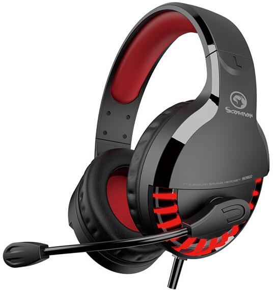 Marvo HG9022, černá/červená