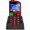 Evolveo EasyPhone FM SGM EP-800-FMR, Red