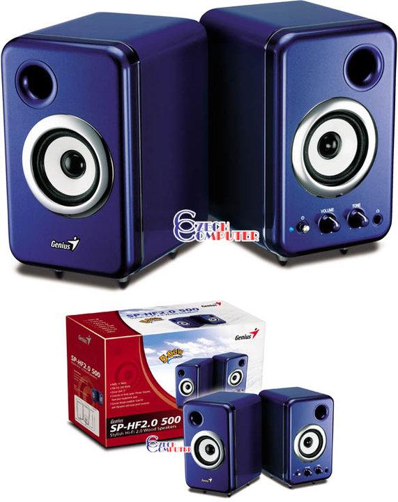 Genius SP-HF2.0 500 Blue Fantasy