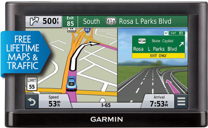 GARMIN Nüvi 68T Lifetime Europe