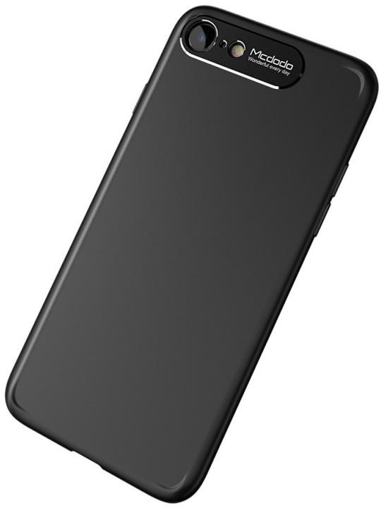 Mcdodo iPhone 7 Plus/8 Plus Sharp Aluminum Alloy Case, Black