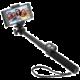 GoGEN 5 Selfie tyč teleskopická, bluetooth, černá