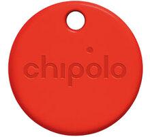 Chipolo One smart lokátor na klíče, červená - CH-C19M-RD-R