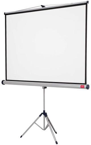 NOBO Projekční plátno se stativem, 175x133cm (4:3)