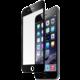 FIXED ochranné tvrzené sklo pro Apple iPhone 7 přes celý displej, černé, 0.33 mm