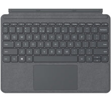 Microsoft Type Cover pro Surface Go, ENG, charocoal - KCS-00132