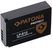 PATONA baterie pro Canon LP-E12 850mAh Li-Ion Protect - PT12975