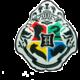 Polštář Harry Potter - Hogwarts Crest