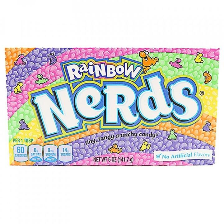 NERDS Rainbow Mix 142 g