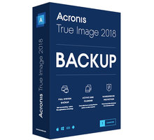 Acronis True Image Advanced Subscription CZ pro 1 PC + 250GB Acronis Cloud Storage - THIASGLOS