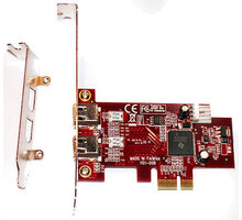 Kouwell KW-5101 PCI-E Karta 1394a, 2 porty