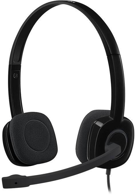 Logitech H151, černá