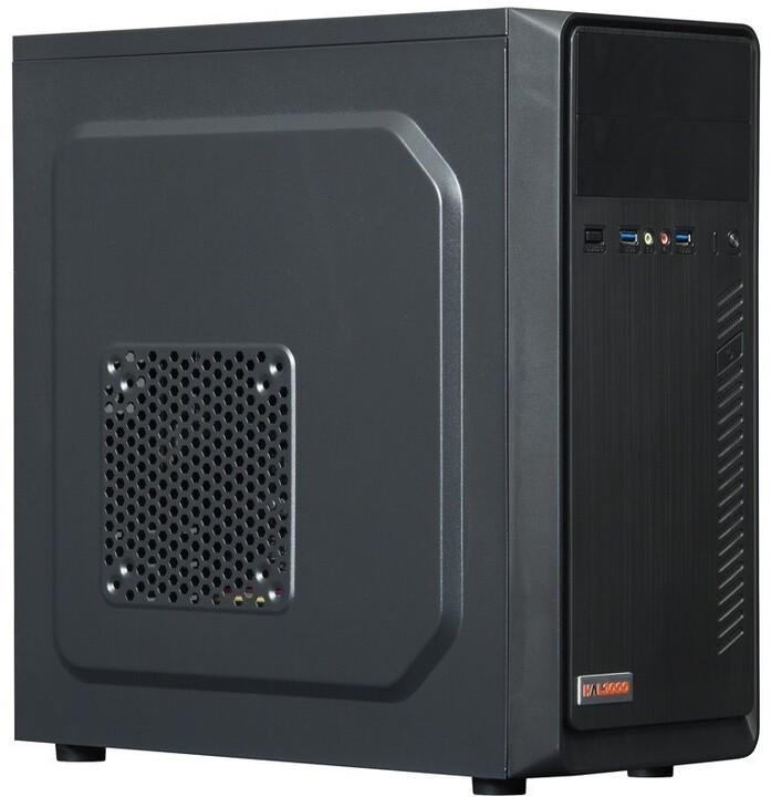 HAL3000 Enterprice 121, černá