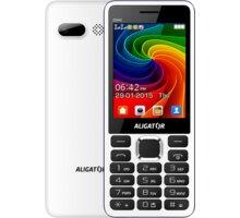 Aligator D940, Dual SIM, White - AD940WG