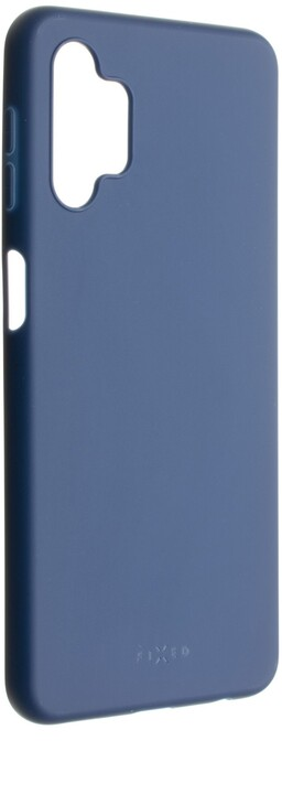 FIXED pogumovaný kryt Story pro Samsung Galaxy A32 (5G), modrá