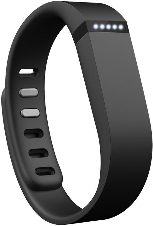 Fitbit příslušenství pro Flex náhradní pásek - Black - Large