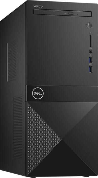 Dell Vostro 3671 MT, černá