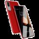 Mcdodo Sharp zadní kryt pro Apple iPhone X/XS, červená