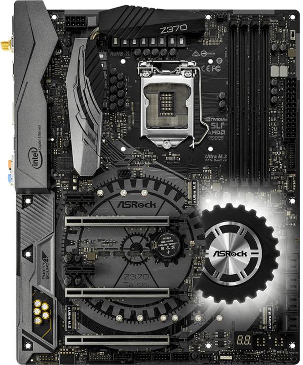 ASRock Z370 TAICHI - Intel Z370