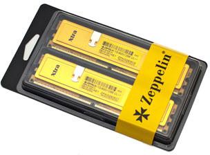 Evolveo Zeppelin GOLD 2GB (2x1GB) DDR2 800