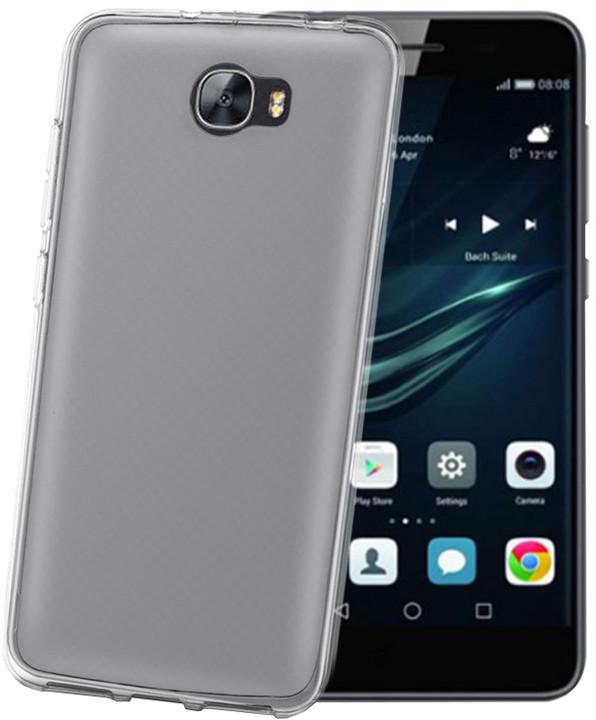 CELLY Gelskin TPU pouzdro pro Huawei Y6 II compact, bezbarvé