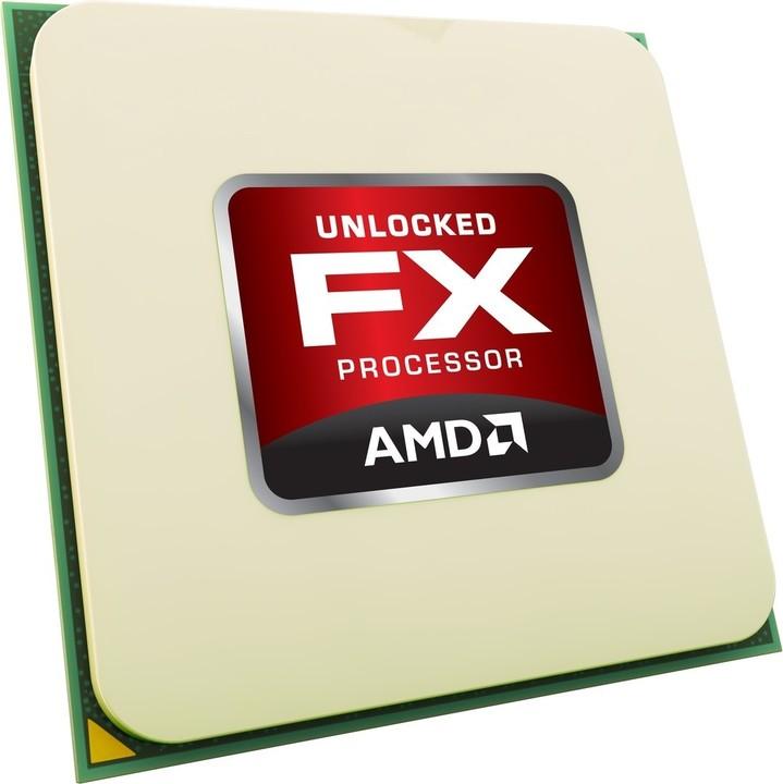 AMD Vishera FX-4350