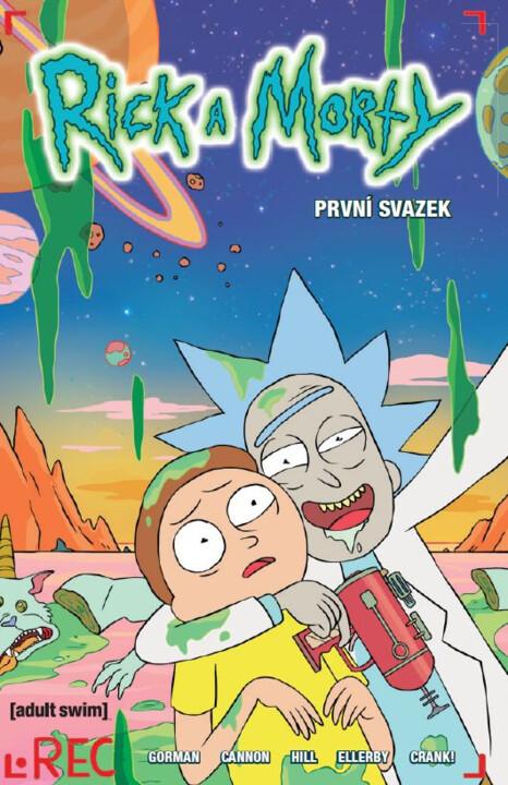 Komiks Rick a Morty 1