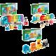 Výhodný balíček LEGO® DUPLO® Edukativní - 3v1