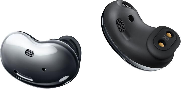 Samsung Galaxy Buds Live, černá