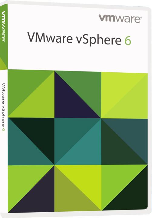VMware vSphere 6 Essentials Kit, 1 rok