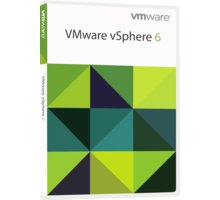 VMware vSphere 6 Essentials Kit pro 3 servery (max 2 procesory na server) - VS6-ESSL-KIT-C