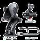 Mcdodo držák Space Series, bezdrátové nabíjení, 15W, černá
