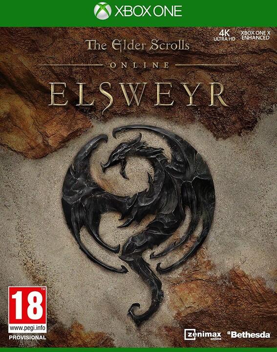 The Elder Scrolls Online: Elsweyr (Xbox ONE)