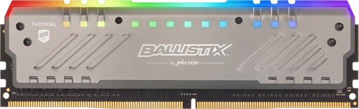 Crucial Ballistix Tactical Tracer RGB 8GB DDR4 2666